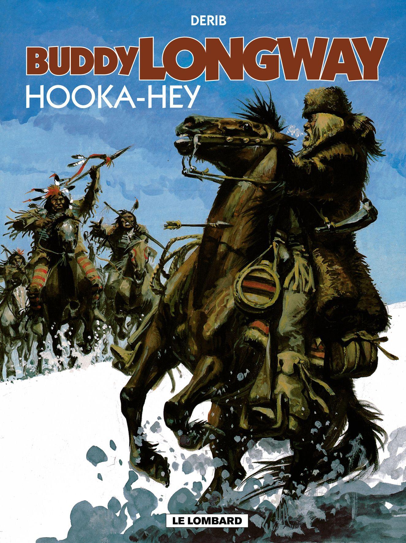 Buddgy Longtemps - Hooka-hey - 867Ko
