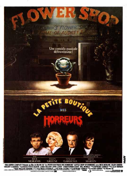 La Petite boutique des horreurs  | DVDRiP | FRENCH | UL | DF